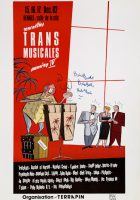 Affiche Trans Musicales 1982