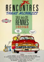Affiche Trans Musicales 1985