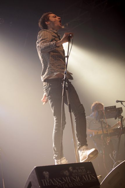 Alex Metric (live)