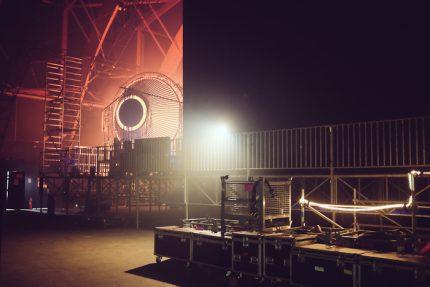 Backstage Joris Delacroix