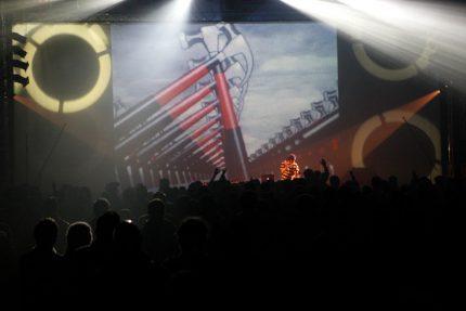 DJ Le Clown Vidéo Circus