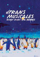 Trans 2016 - 38èmes Rencontres Trans Musicales de Rennes