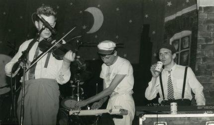 The Band of Holy Joy