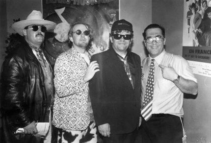 The Dick Nixons