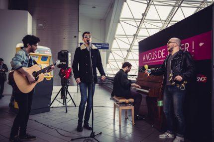 Apochela - Showcase Gare SNCF
