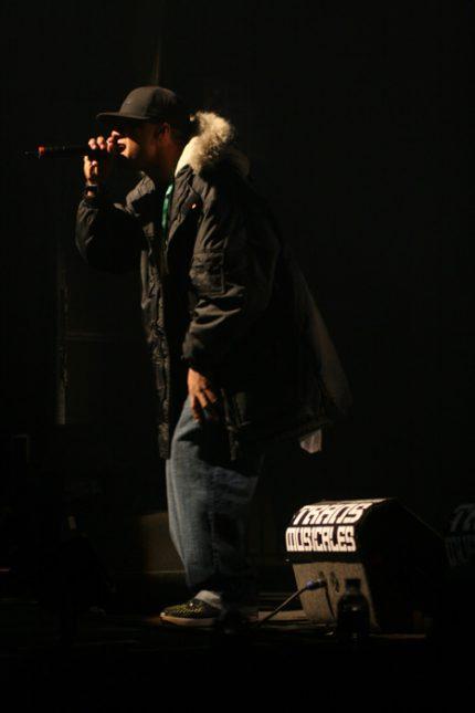 DJ Marky Feat. Dynamite MC