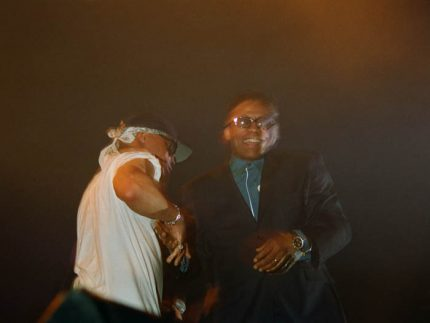 Guru et Herbie Hancock