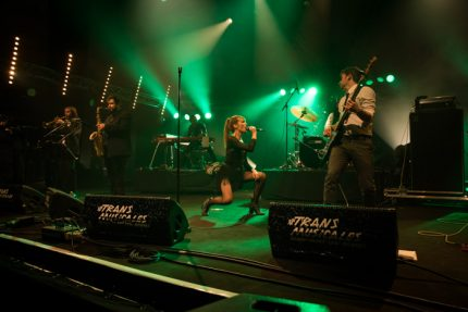 Marta Ren & The Groovelvets