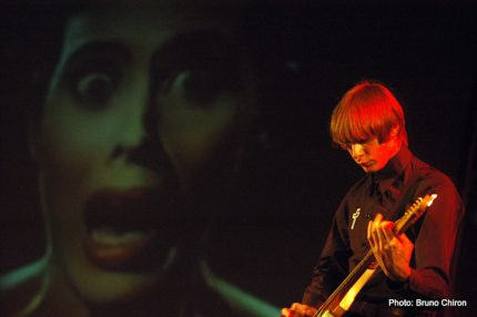 Messer Chups & Lydia Kavina
