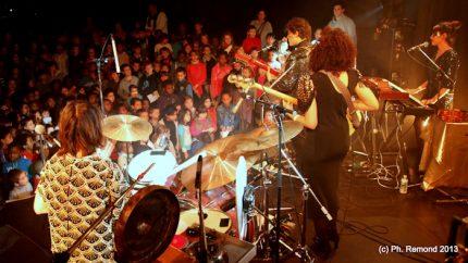 Moodoïd - Concert 8-10 ans