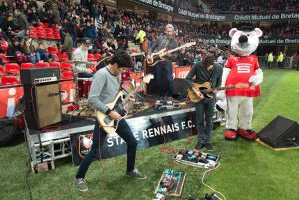 Totorro au Stade Rennais