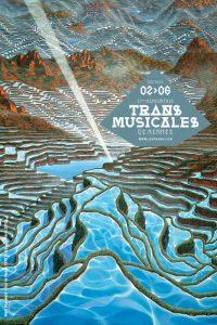 Affiche Trans Musicales 2015 - lien vers la page de l'édition