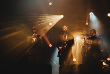 Joey Quinones & Thee Sinseers © Elodie Le Gall