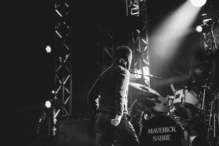 Maverick Sabre © Elodie Le Gall