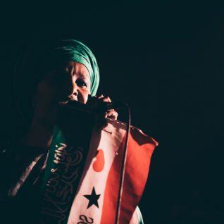 Sahra Halgan © Nico M