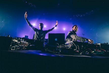 Saro & DJ Netik © Nico M